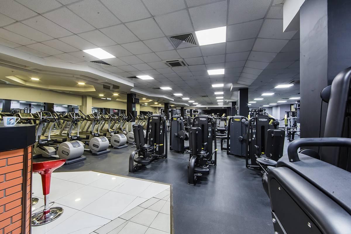 Ни один фитнес-клуб сейчас не работает
