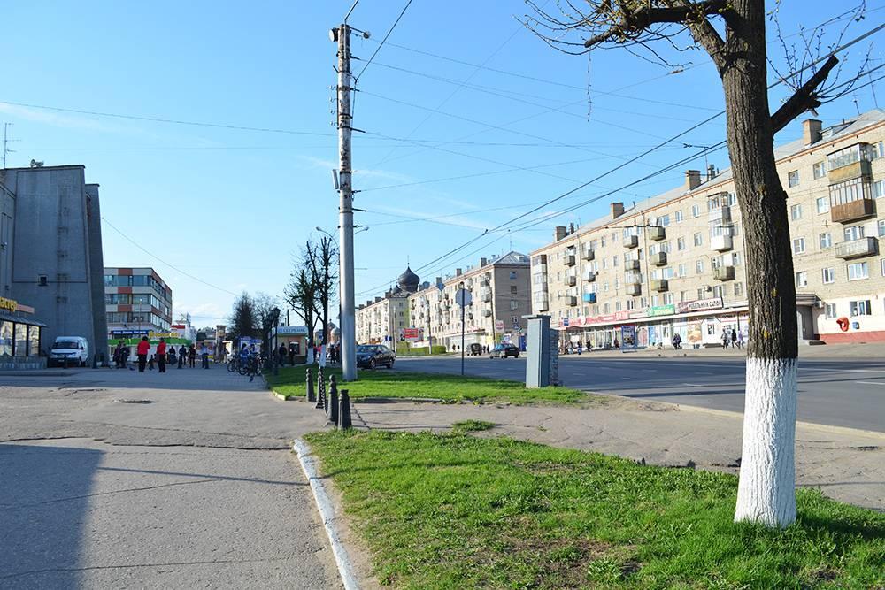 Типичный вид в центре города. Источник: Сергей Шепс