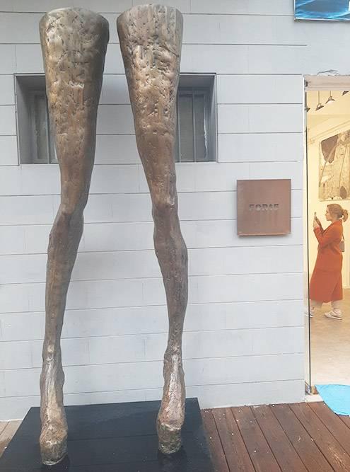 Галерея «Форте» на улице Шабази