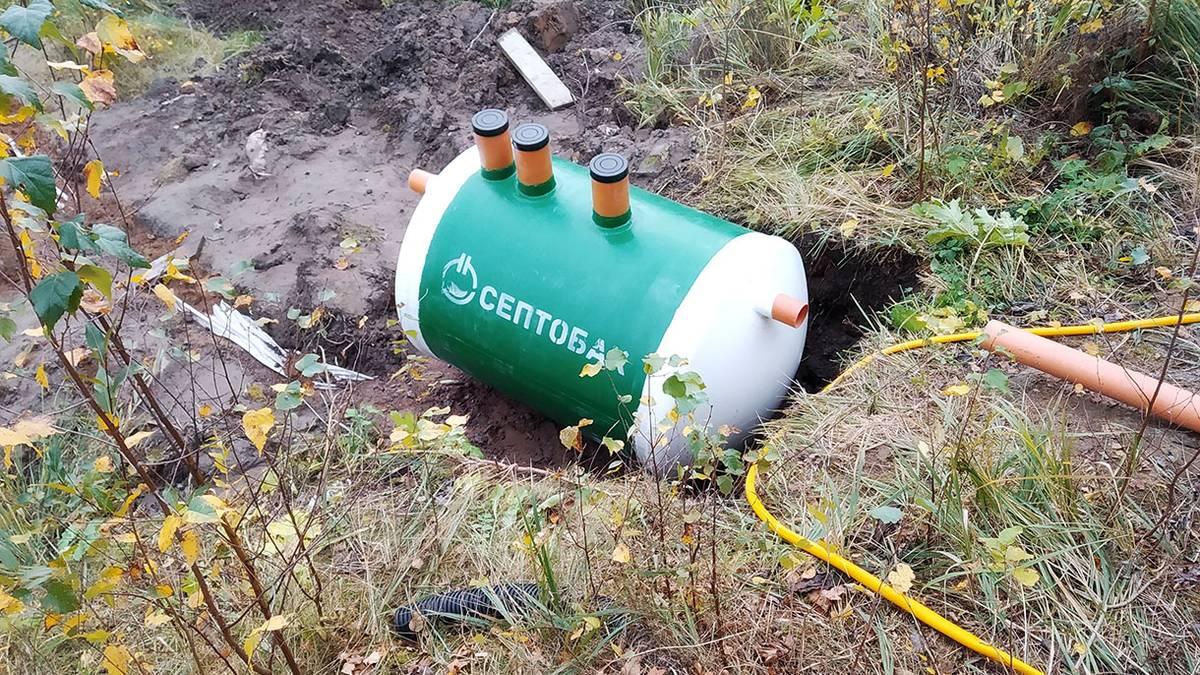 Как сделать канализацию длячастного дома за 40 000 ₽