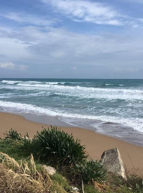Я считаю, что пляжи— лучшее, что есть вМанавгате