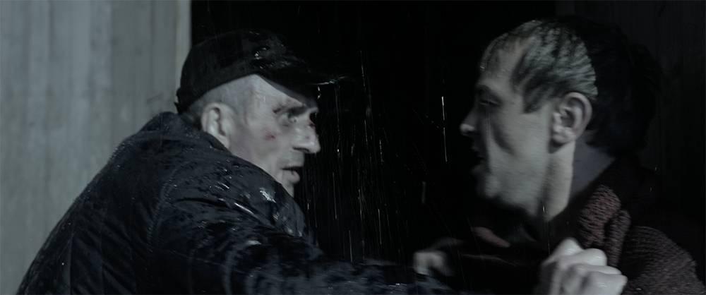 Фото чуда инженерной мысли не сохранилось, но вот кадр из фильма, в котором оно было использовано