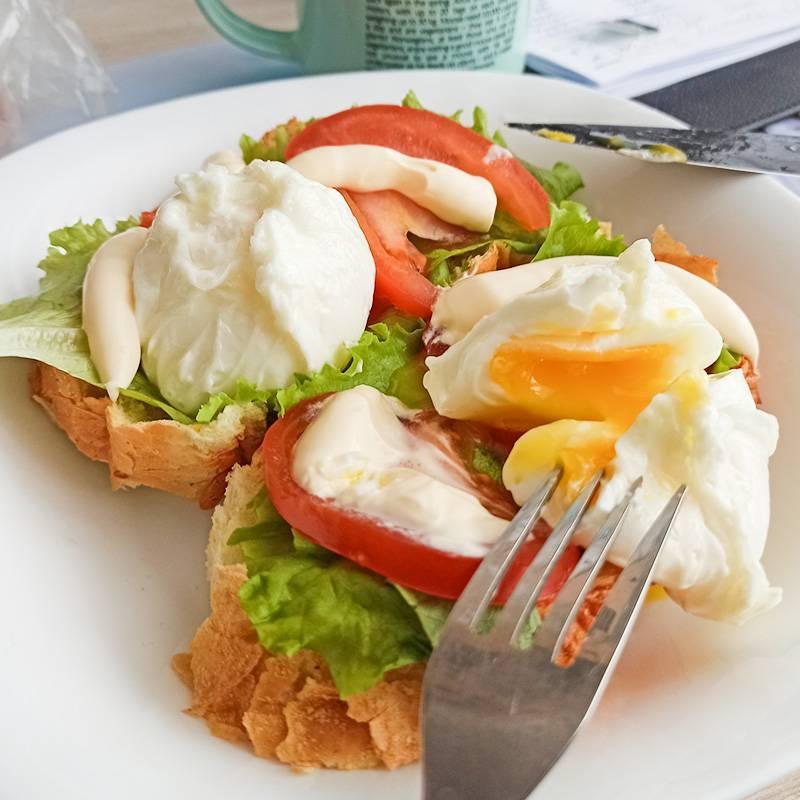 Эстетика завтрака