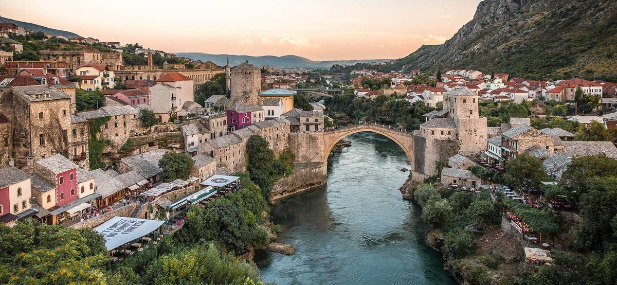 Правила въезда в Боснию и Герцеговину в 2021году