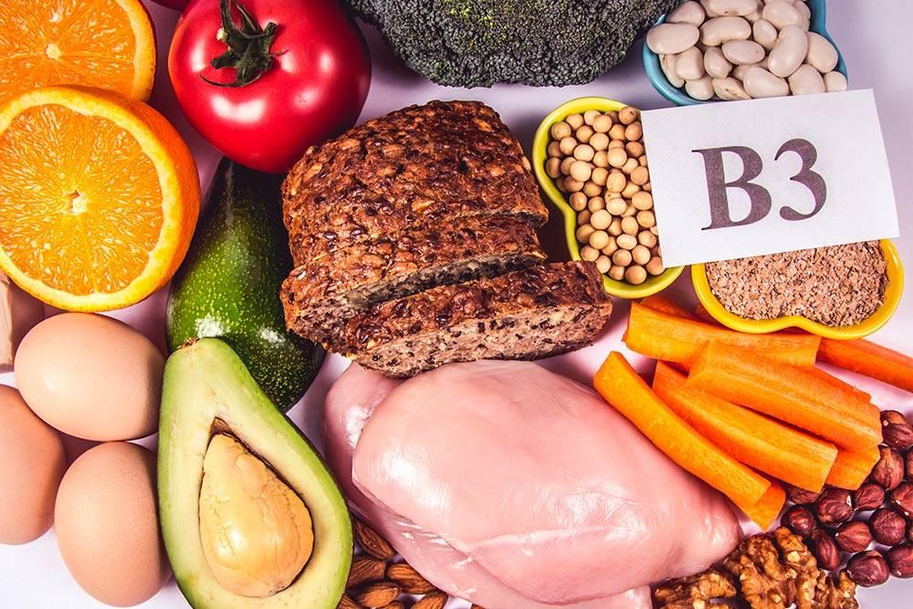 Если есть на завтрак каши с фруктами, скорее всего, дефицита витаминаВ3 никогда не случится