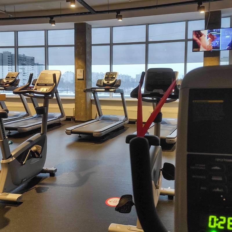 Сегодня сначала кардио, потом силовые упражнения