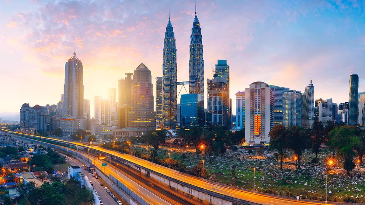 Что посмотреть в Куала-Лумпуре за один день