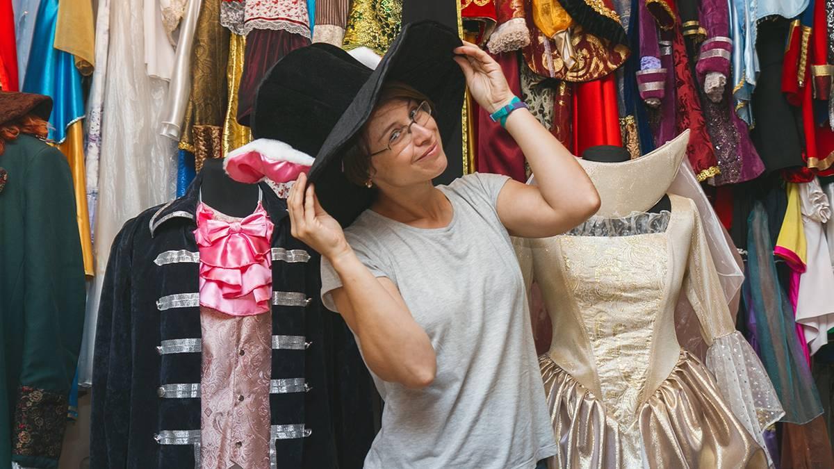 Бизнес: прокат карнавальных костюмов в Воронеже