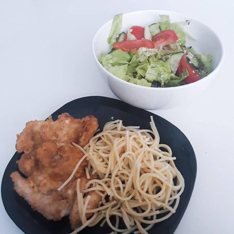 Вот такой обед