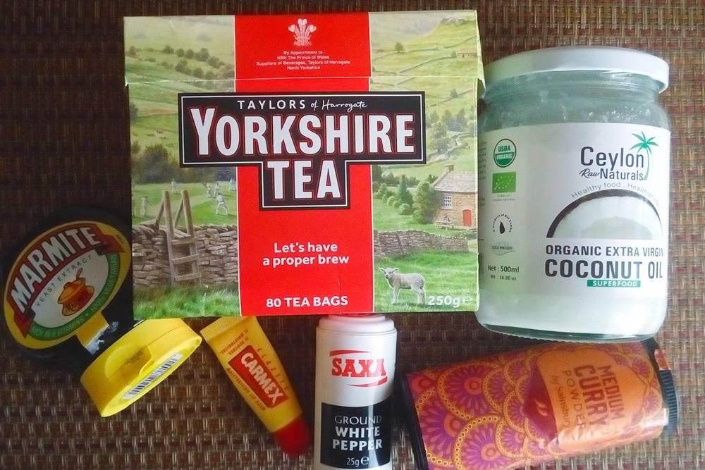 Мои сувениры из Великобритании
