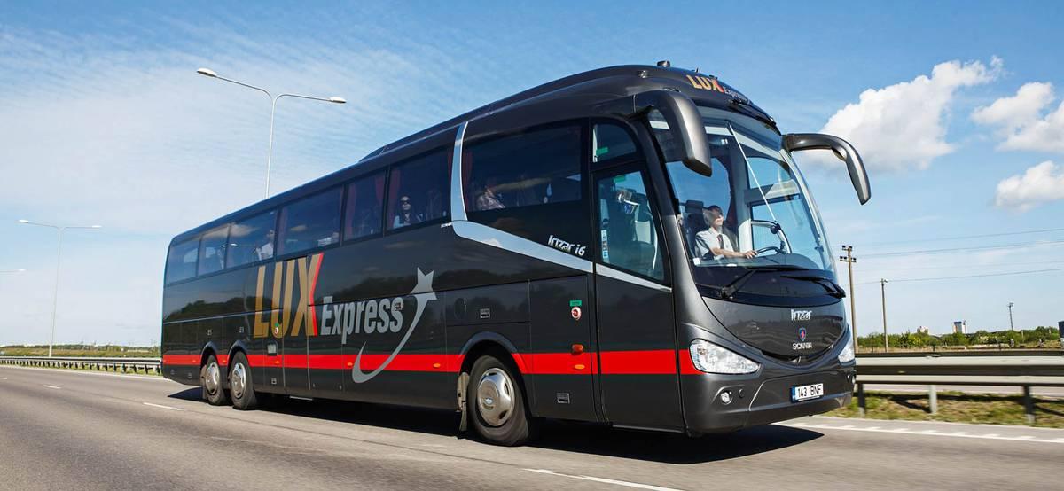 «Люкс-экспресс» возобновляет рейсы между Санкт-Петербургом и Хельсинки