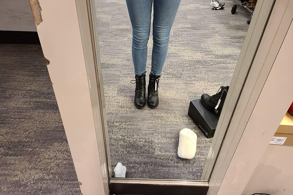 Вот такие ботинки я купила. Идеальные дляместной зимы