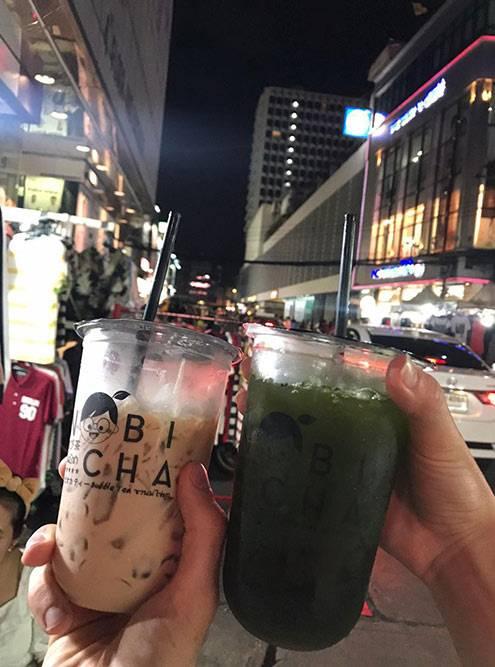 Мексиканские лепешки такос в Бангкоке соседствуют с тайваньским бабл-чаем
