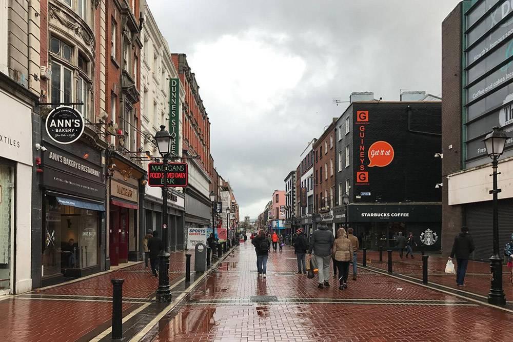Посидеть дома в тепле и уюте, пока на улице идет дождь, — почти несбыточная мечта в Ирландии