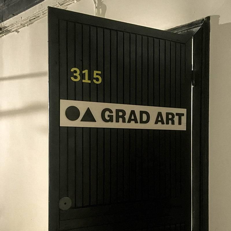 Все двери в «Доме Культуры» пронумерованы, на них есть небольшая вывеска-название