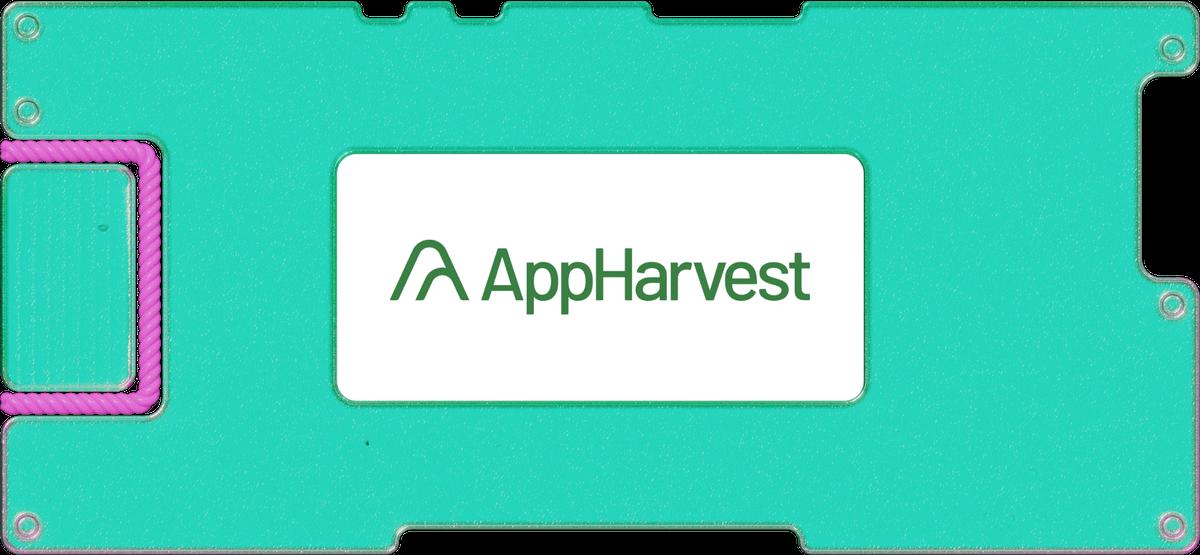 Обзор AppHarvest: роботы, искусственный интеллект и помидоры