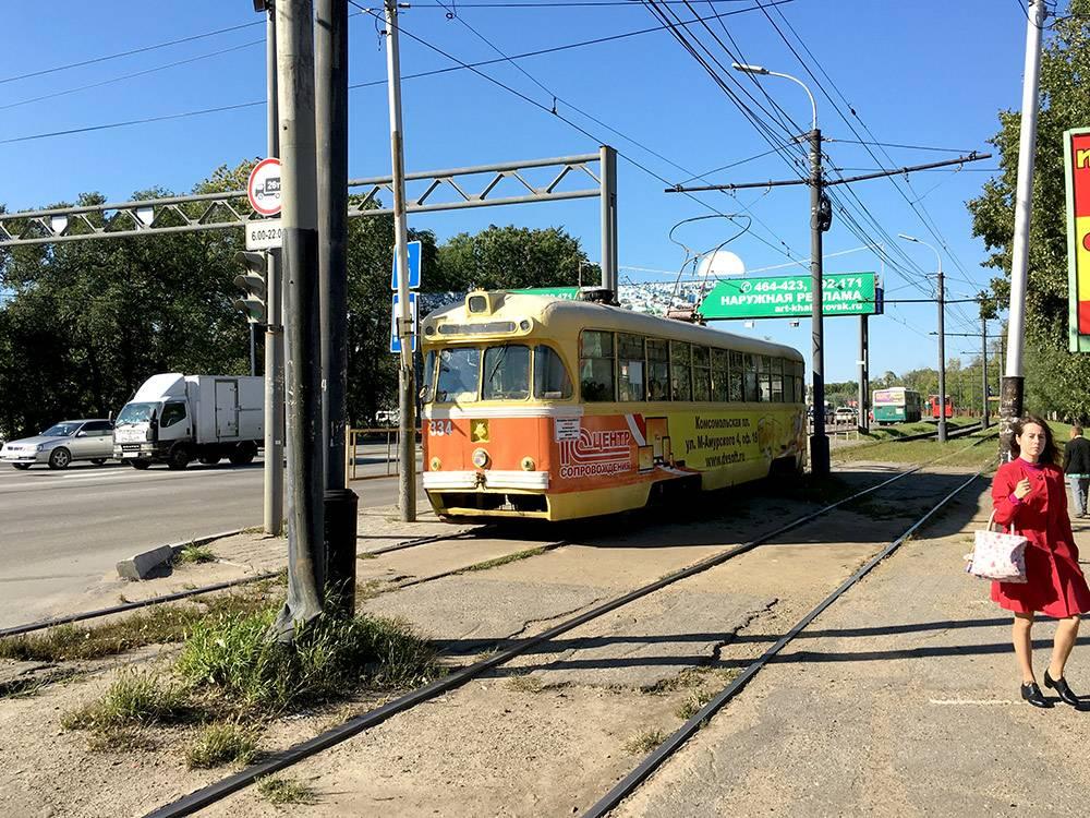 Трамвай 1978 года выпуска