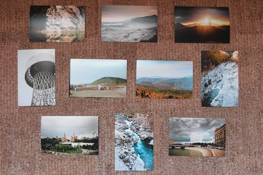 Фотографии со 135-й пленки я печатаю в стандартном маленьком размере. Изредка печатаю их крупными — когда особенно нравится кадр