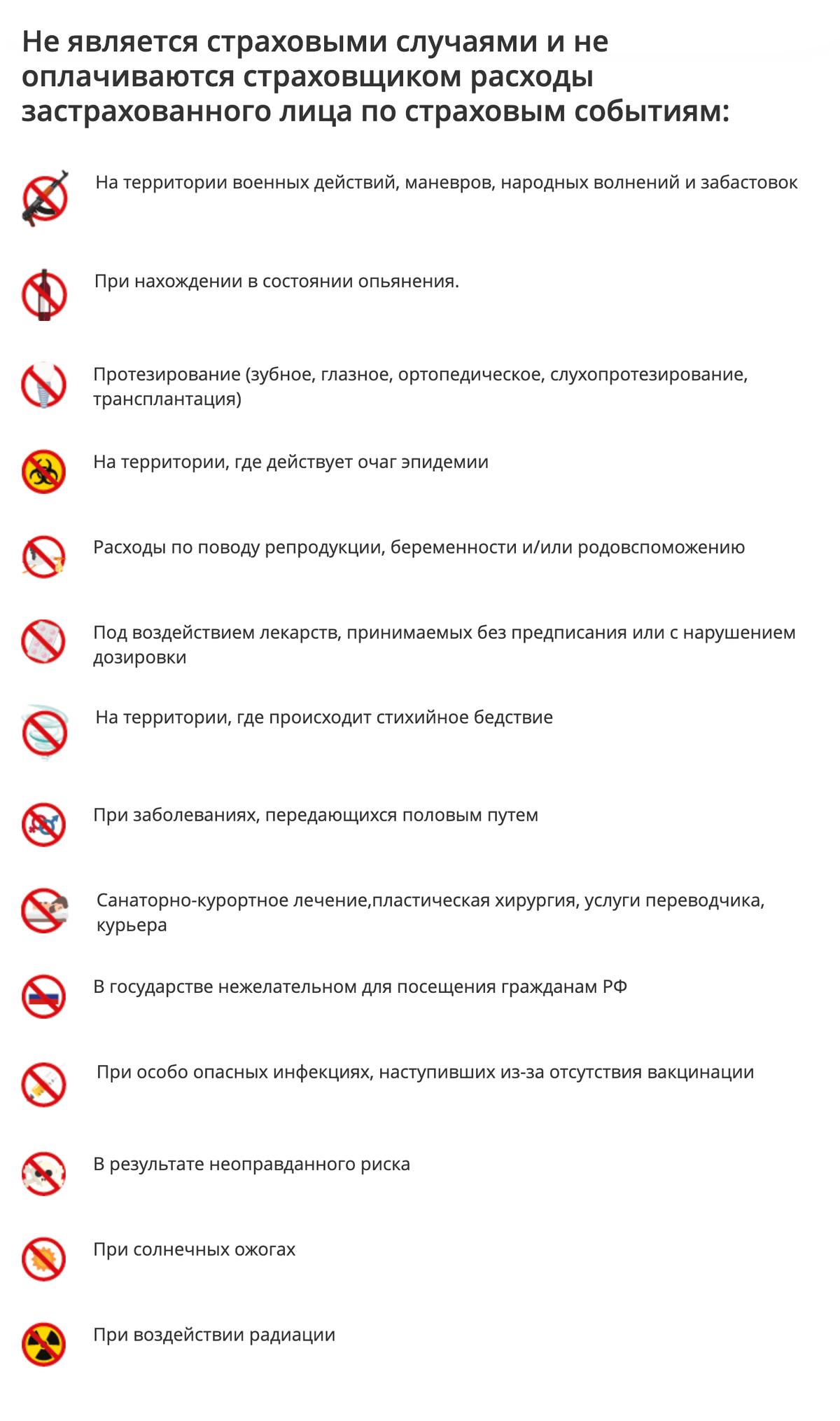 Правила на сайте «Согласия»