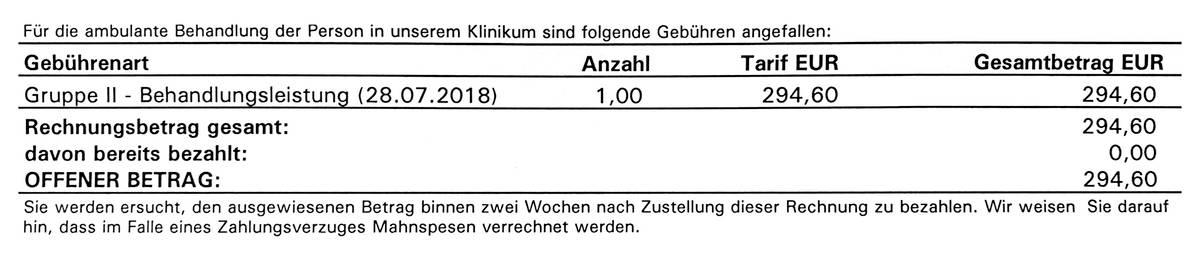Прием врача без&nbsp;страховки может стоить почти 300€ (27 300<span class=ruble>Р</span>)