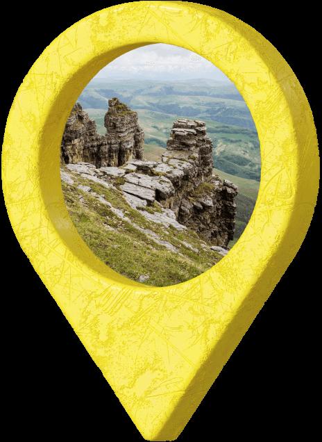 Стоит съездить: плато Бермамыт в Карачаево-Черкесии