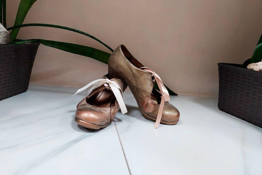 Вторая жизнь фламенко-туфель в моей школе танцев