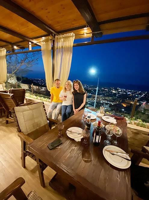 Если верить «Трипэдвайзору», ресторан «Крепость» — один из лучших в Дербенте