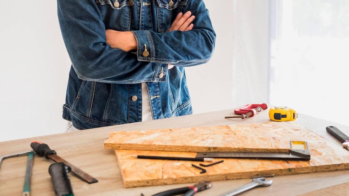 Сколько стоит сделать мебель своими руками
