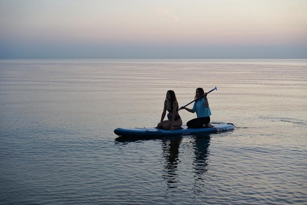 Мы плавали и в море. Источник: Полина Малвина