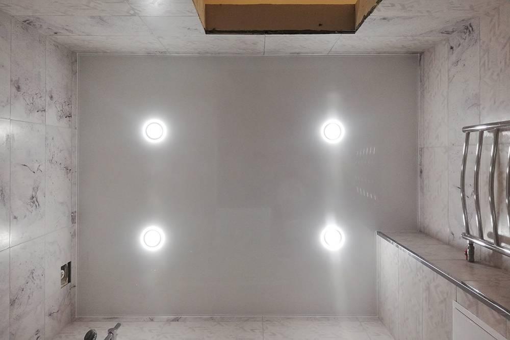 Сейчас в моей ванной светло и уютно