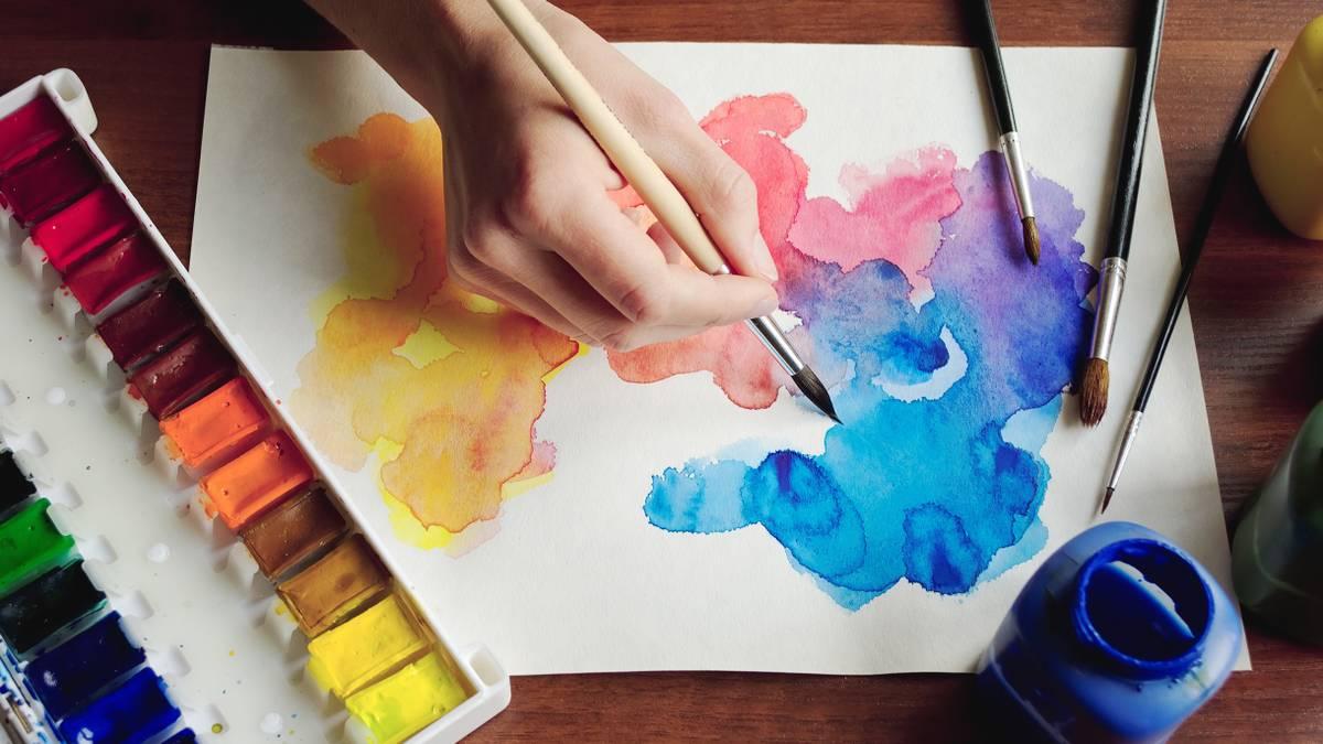 Сколько стоит рисовать акварелью