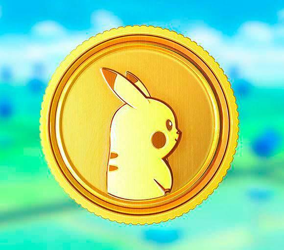Покекоины — монетки с профилем Пикачу. Можно посмотреть в магазине их количество — и тамже потратить. Источник: pokemon-go.name
