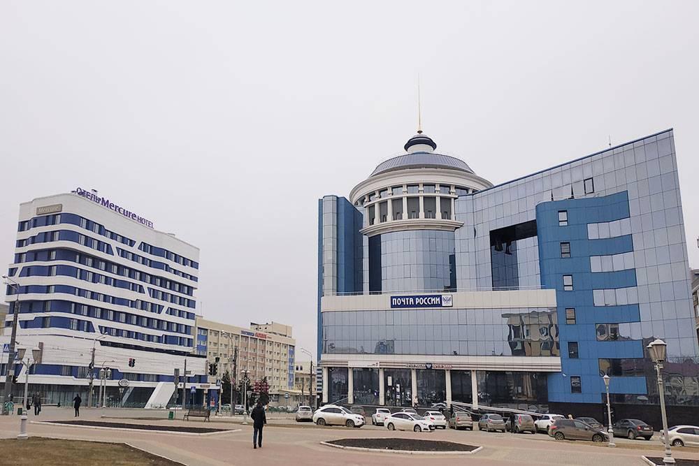 Здание Почты России в Саранске — один из самых дорогих почтамтов в России, его построили к празднованию тысячелетия единения мордовского народа с народами Российской Федерации в 2013 году
