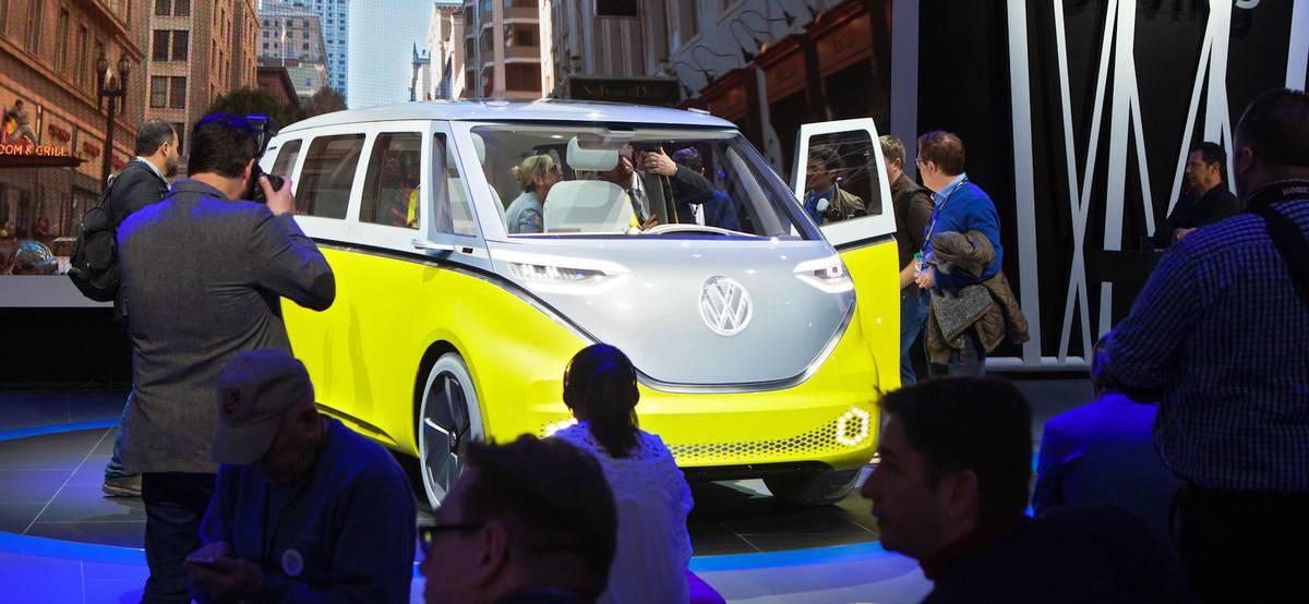 Глава Volkswagen: «Будущее индустрии за смарткарами»