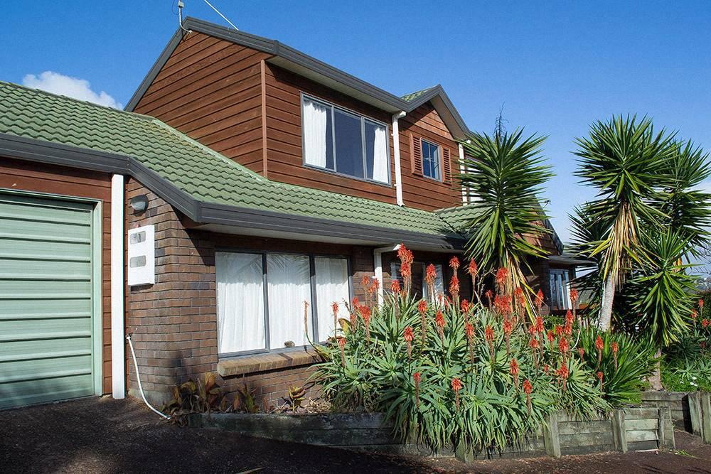 Мой второй дом в Окленде, его мы тоже снимали с компанией друзей. За две комнаты я платил 300$ в неделю