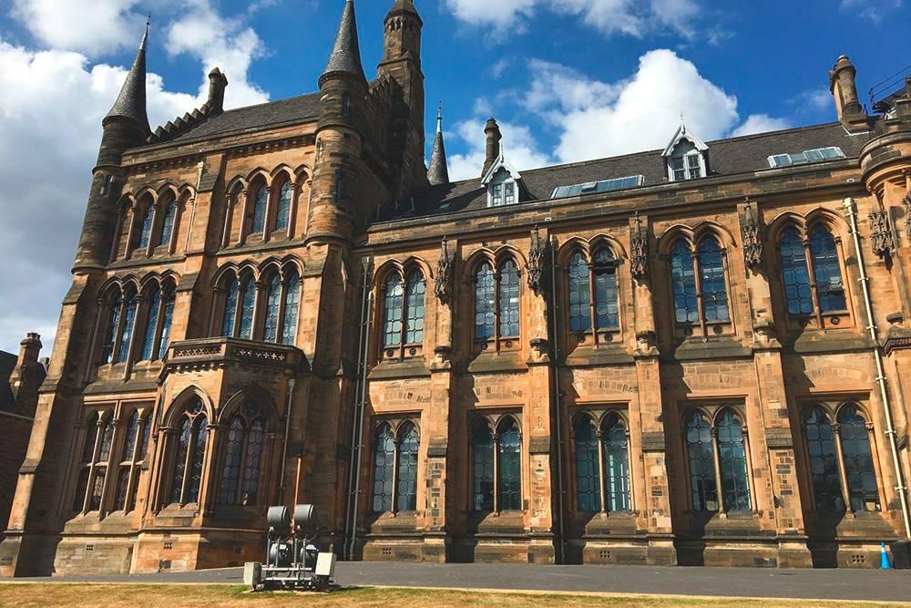 Университет Глазго открыт с 1451 года