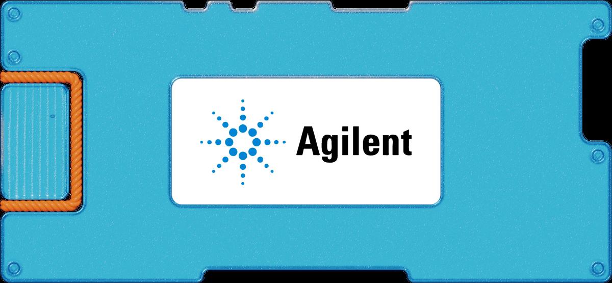 Инвестидея: Agilent Technologies, потомучто спрос слишком силен