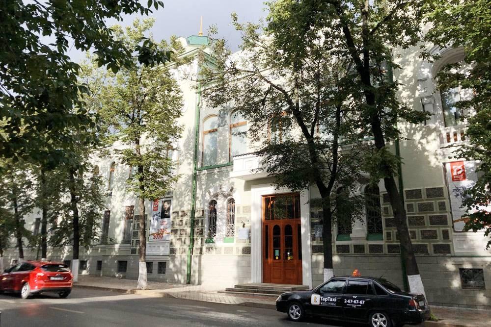 На осмотр экспозиций Национального музея Башкирии стоит заложить не меньше часа