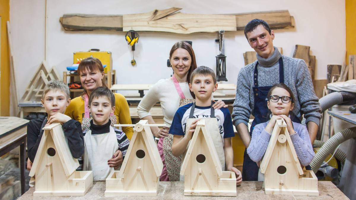 Как я открыла и закрыла школу столярного мастерства в Воронеже