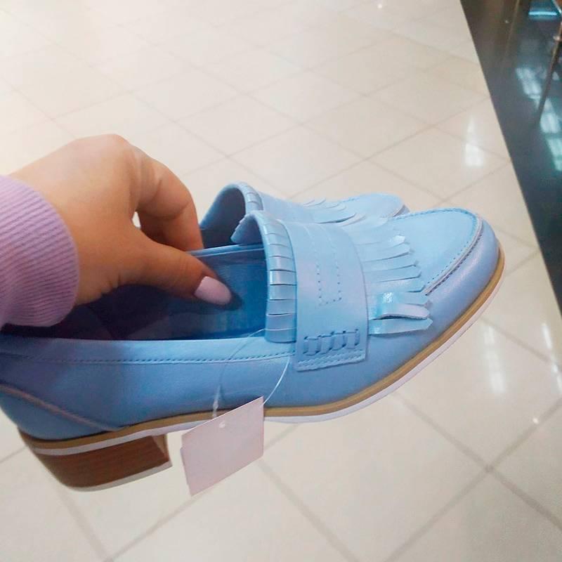 Купила вот такие туфли