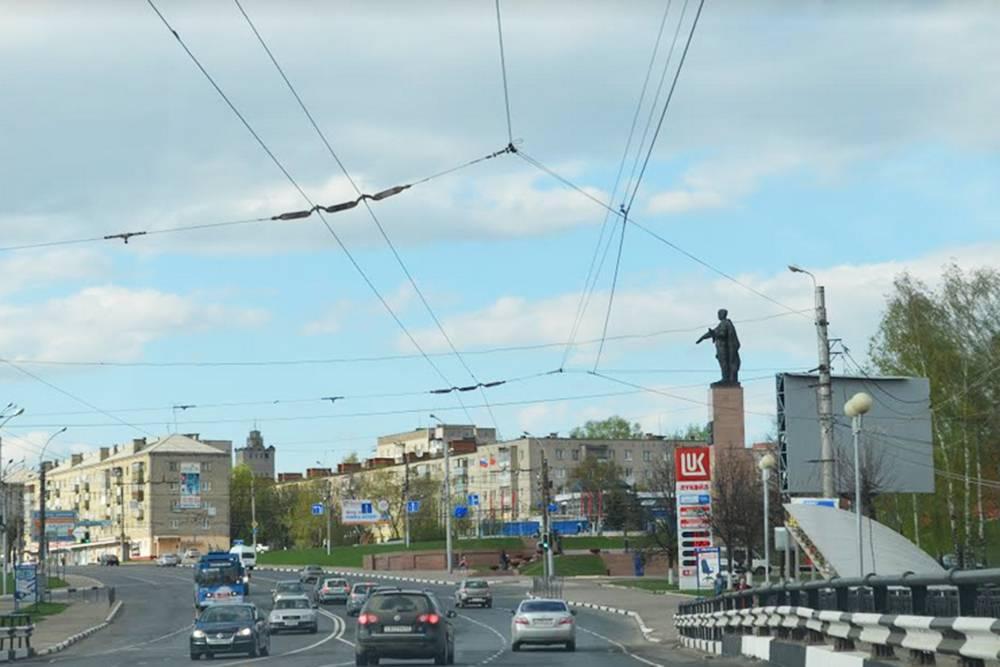 Общий вид практически на центр города. Источник: Сергей Шепс