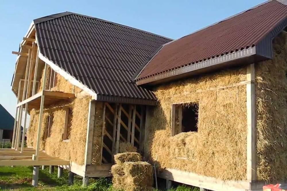 Такой дом строит Константин Зонин. Хронику строительства его дома можно посмотреть наютуб-канале и во «Вконтакте»