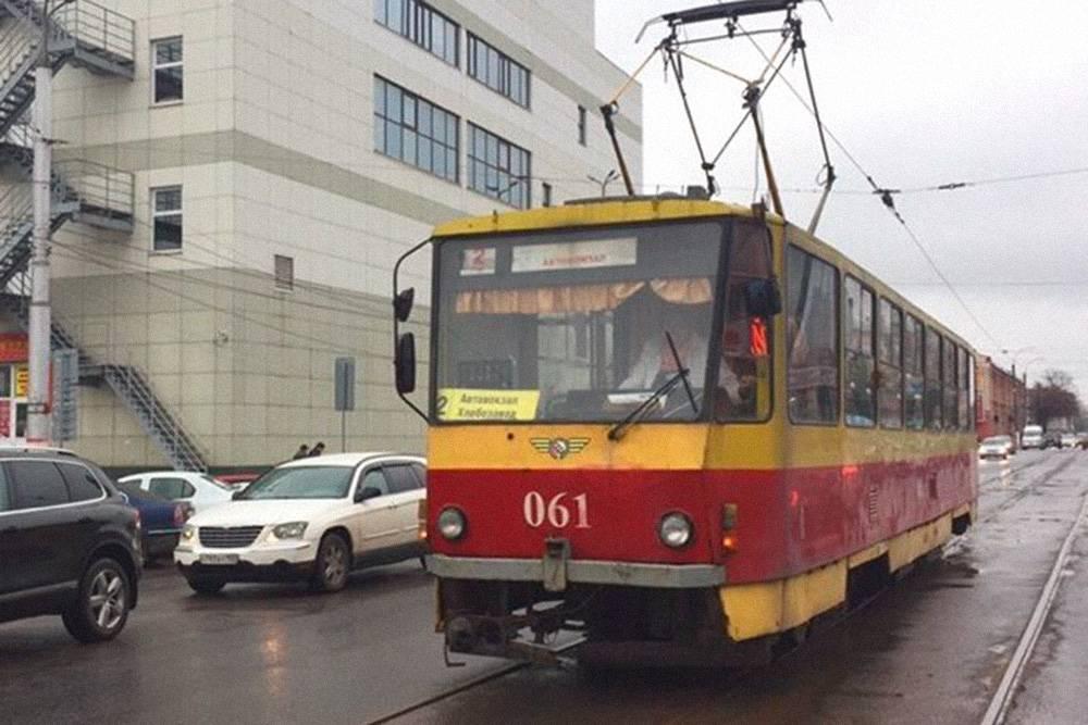 За последние 20 лет в Курске не менялись ни пазики, ни трамваи