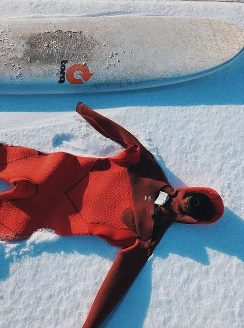 Зимой выдают утепленные гидрокостюмы. Источник: Анастасия Цуркина