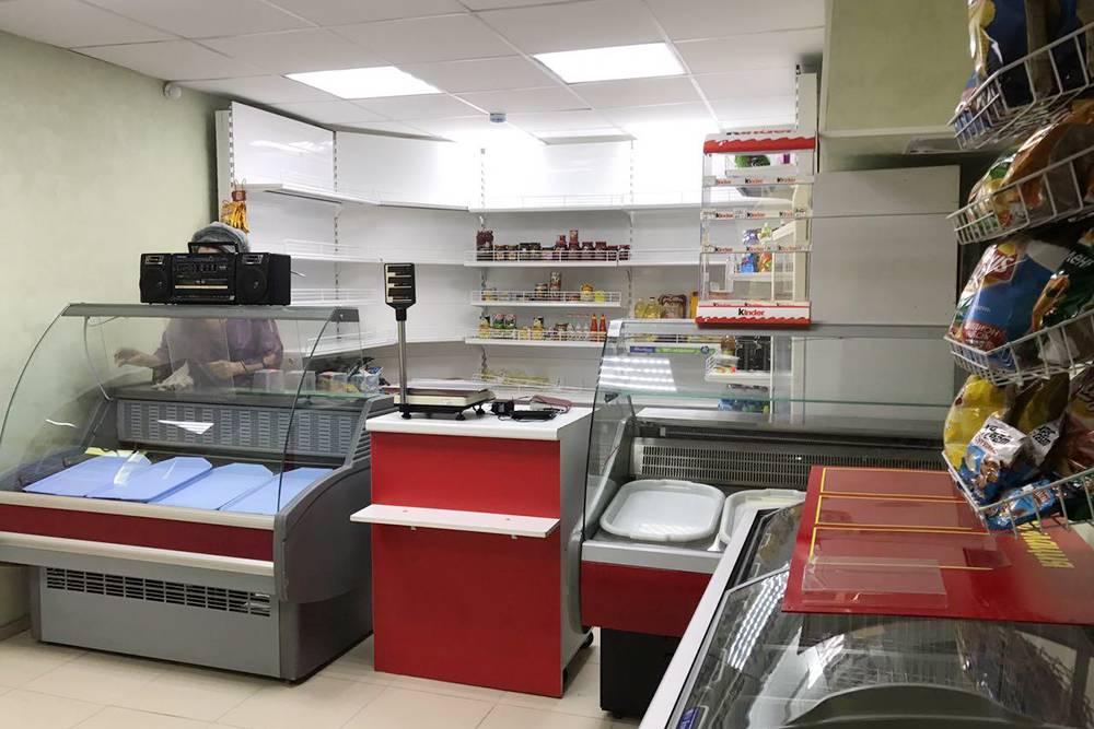 Арендатор оборудовал магазин с двумя торговыми залами — это первый