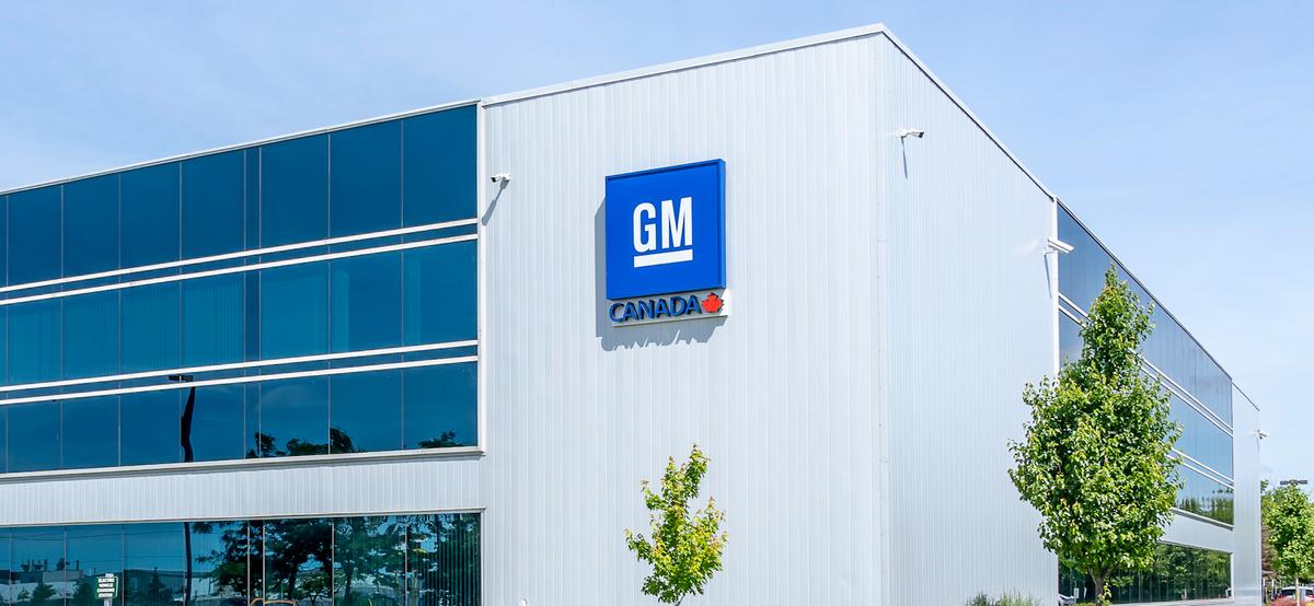 GM планирует удвоить выручку к 2030году за счет электрокаров и подписок