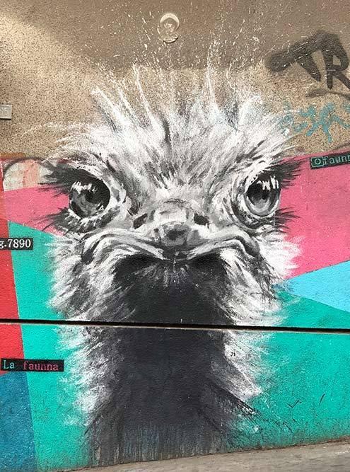 Некоторые граффити — произведения искусства