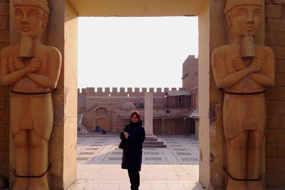 В другой части киногорода воссоздали объекты Древнего Египта и Иерусалима: тут проходили съемки иранского сериала «Святая Мария» о детстве и юности девы Марии