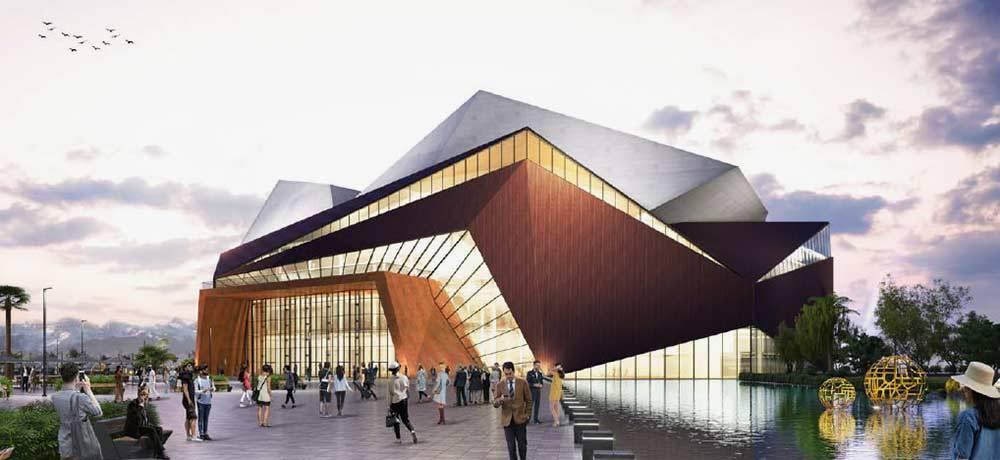 В городке хотят построить даже свой концертный зал на полторы тысячи мест. Источник: официальный сайт «Сириуса»