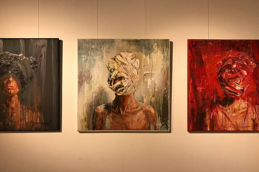Выставки в «Артмузе» регулярно обновляются